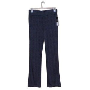 NWT Daisy Fuentes Pull On Bootcut Ponte Pants